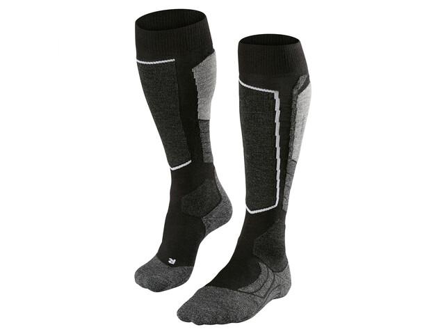 Falke SK2 Skiing Socks Men black-mix